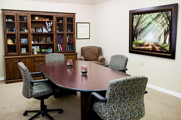 Giles Law Office Tulsa Oklahoma - Inside Our Office